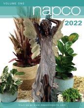 Napco 2021-2022年圣诞花园工艺品素材-2886262_工艺品设计杂志