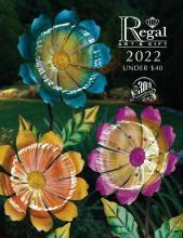 Regal 2021-2022年国外花园铁艺设计网-2887465_工艺品设计杂志