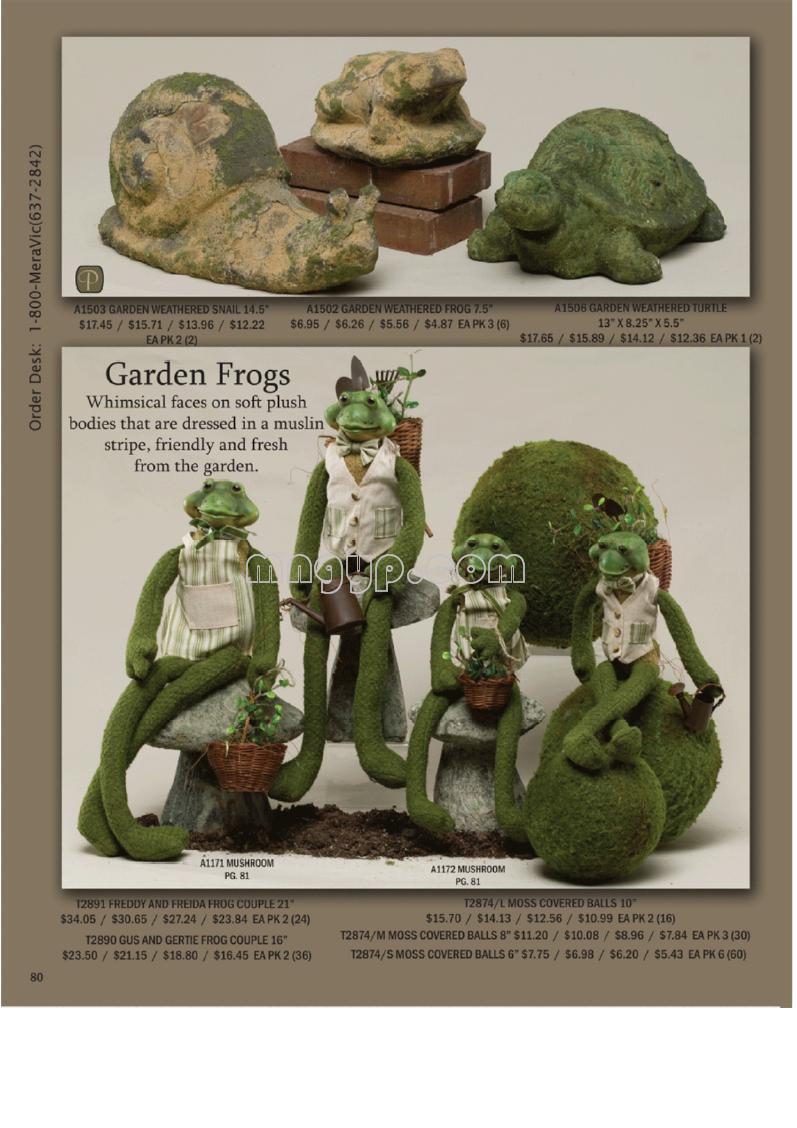 花园动物_礼品设计