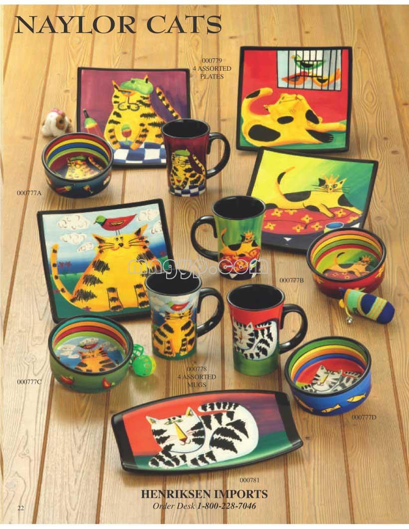 手绘陶瓷图片(2)_工艺品书籍
