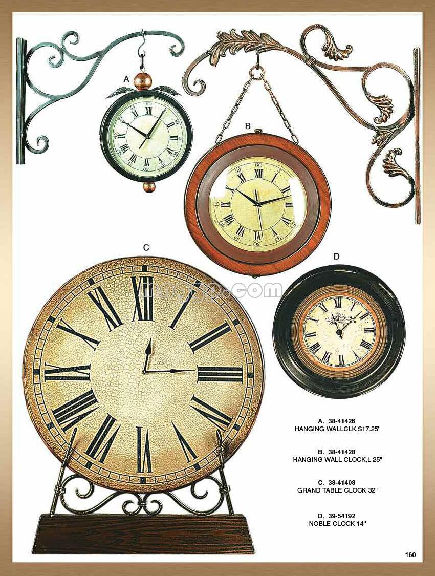 时钟素材_礼品设计