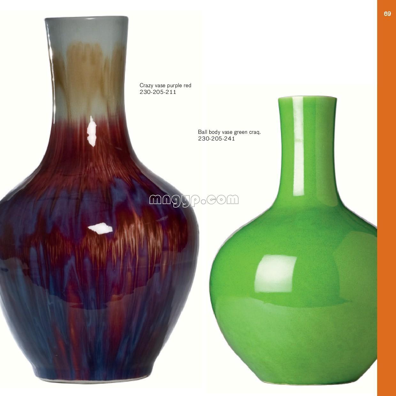 陶瓷花瓶素材_礼品设计