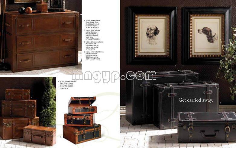 木艺盒子素材_礼品设计