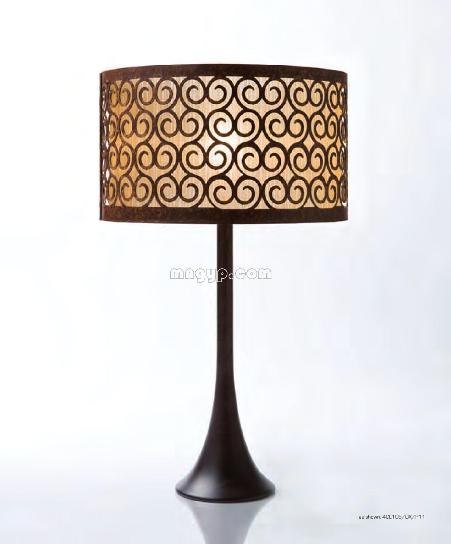 台灯设计素材_礼品设计