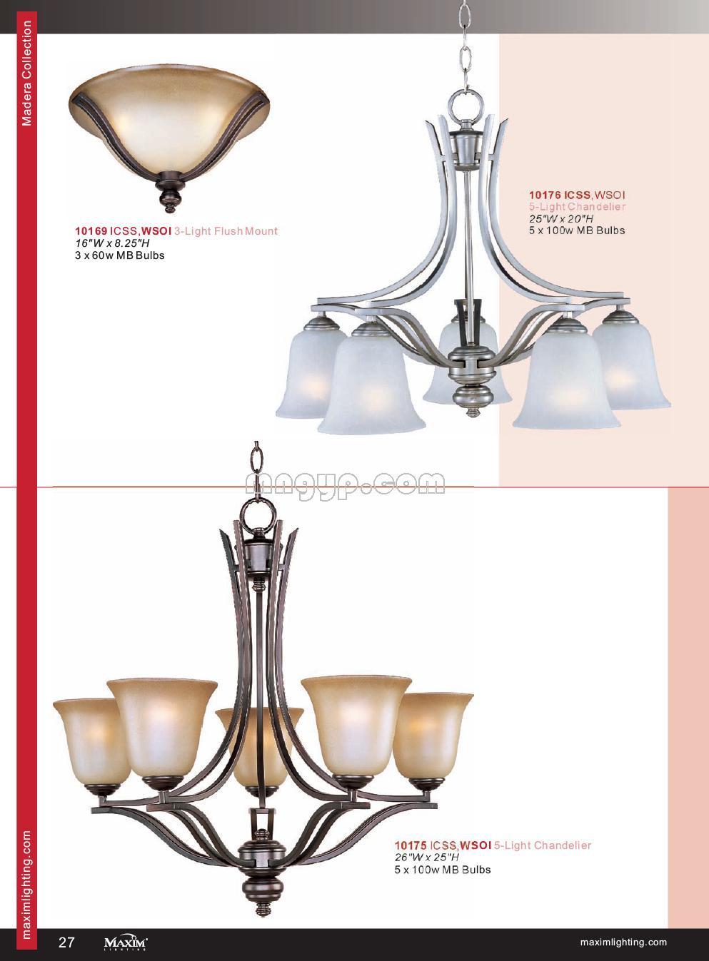 国外欧式灯设计目录2011