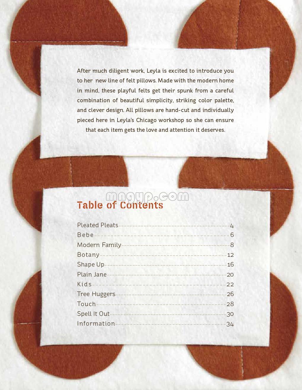 国外创意书籍目录设计