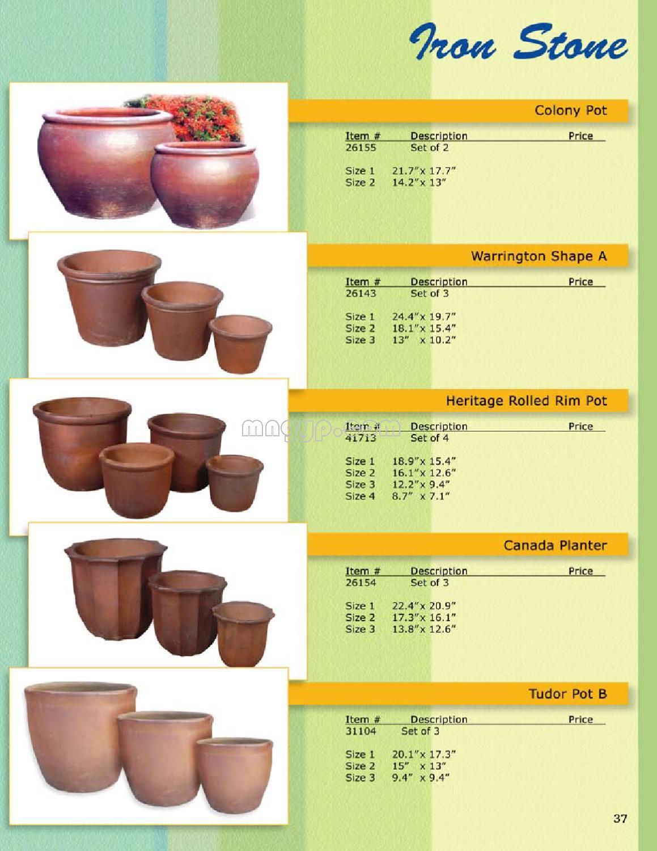 premier 2012年花园陶瓷花缸书籍目录._1159*1500图片