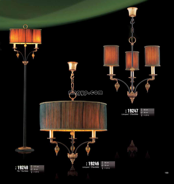 2012年欧式古典灯饰灯具