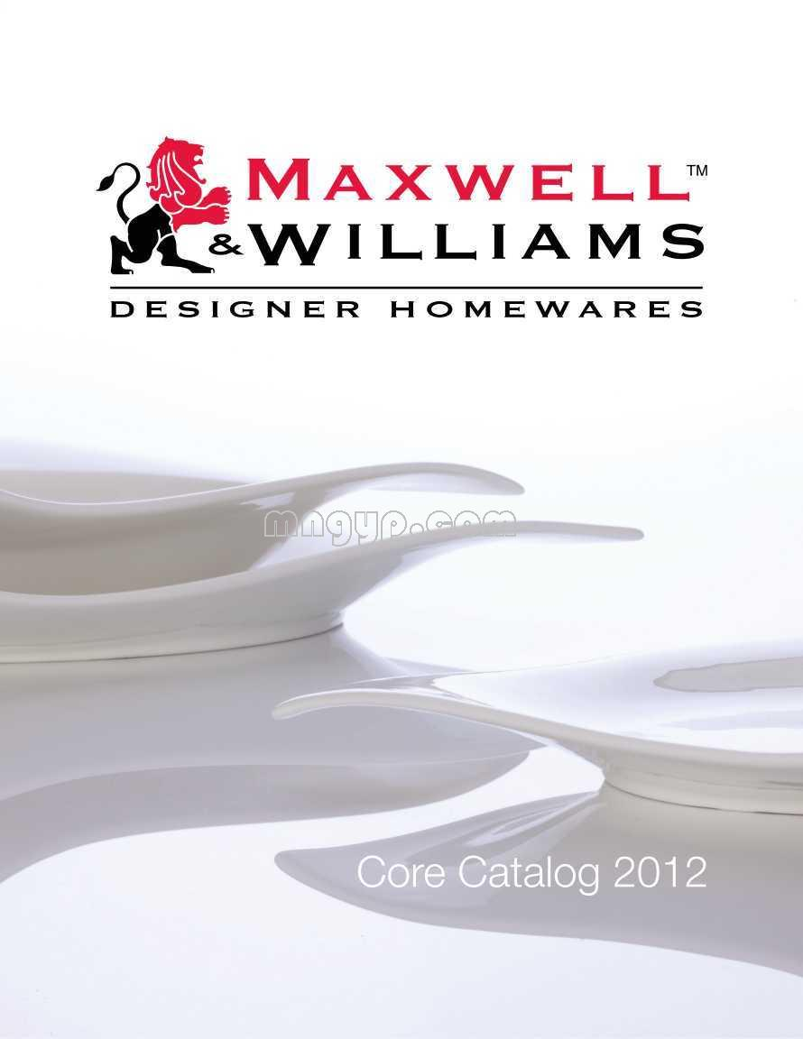Maxwell&Williams
