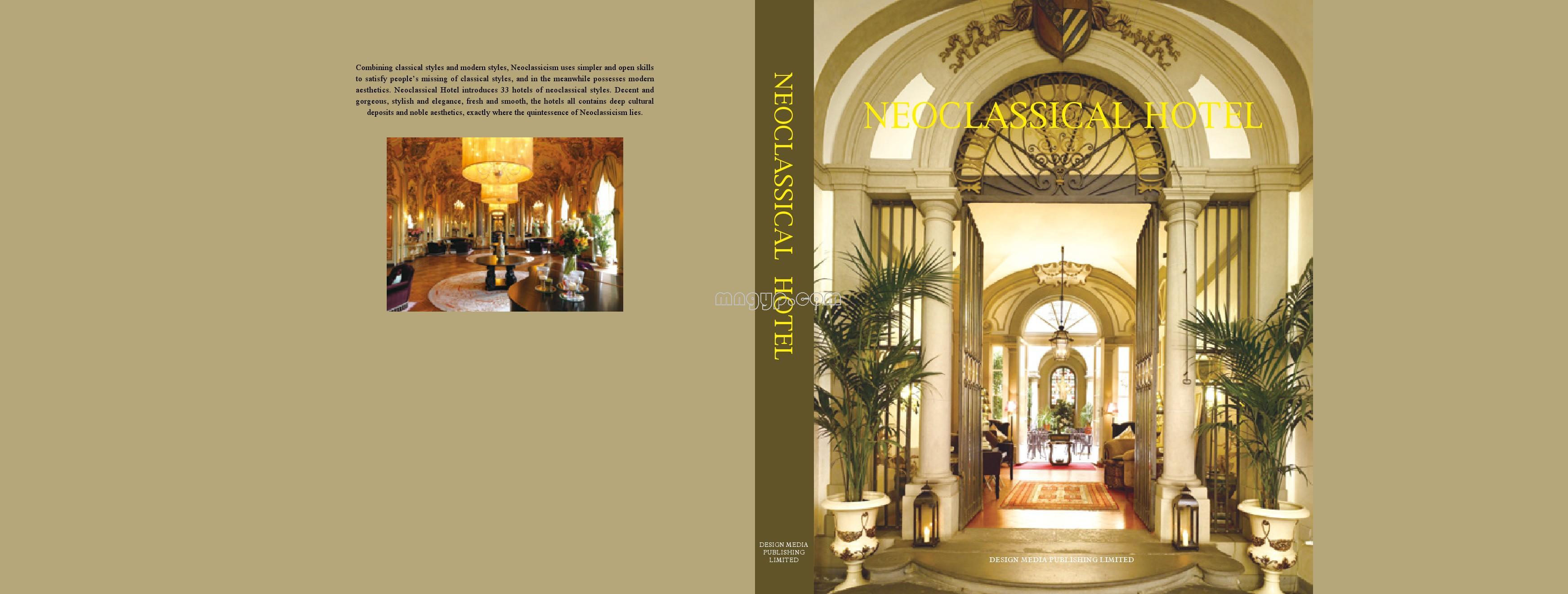 Neoclassical Hotel  Lighting