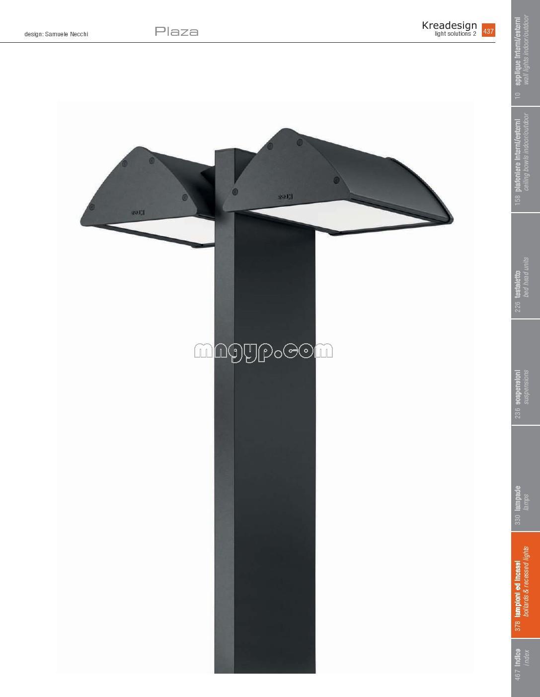 krea 2012年灯饰灯具设计书籍目录_1087*1403
