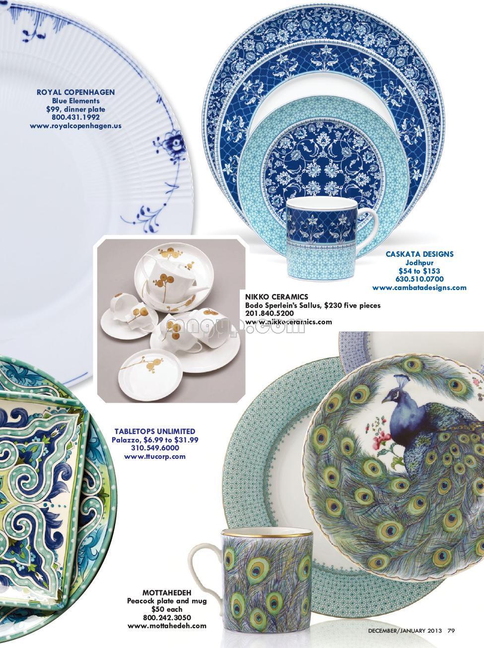2013日用陶瓷设计杂志(4)_Tableware Today_