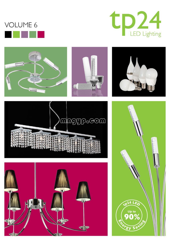 tp24 2013年现代灯饰灯具设计书籍目录_1060*1500