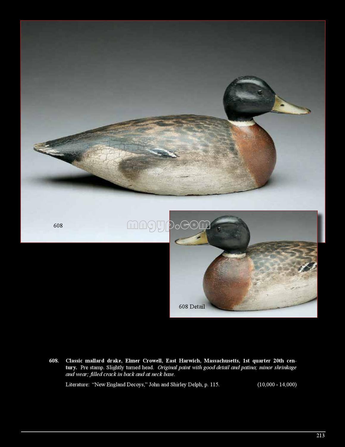 2013木艺动物工艺品设计目录_1159*1499
