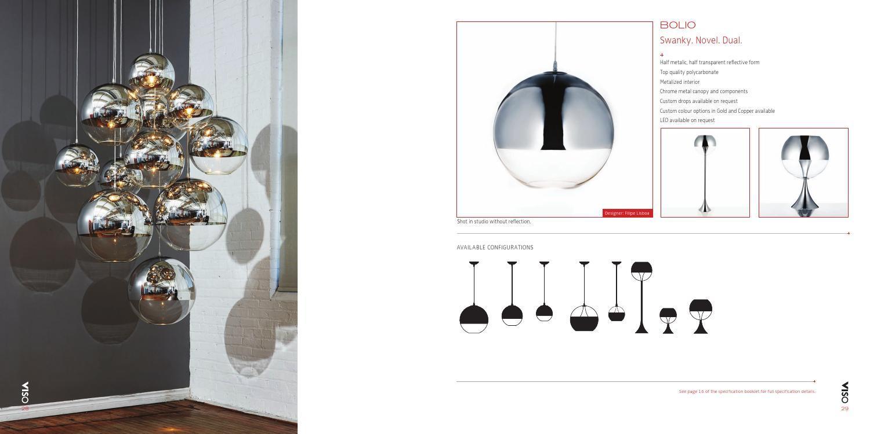 viso 2014年欧美室内灯饰灯具设计目录_1500*1500