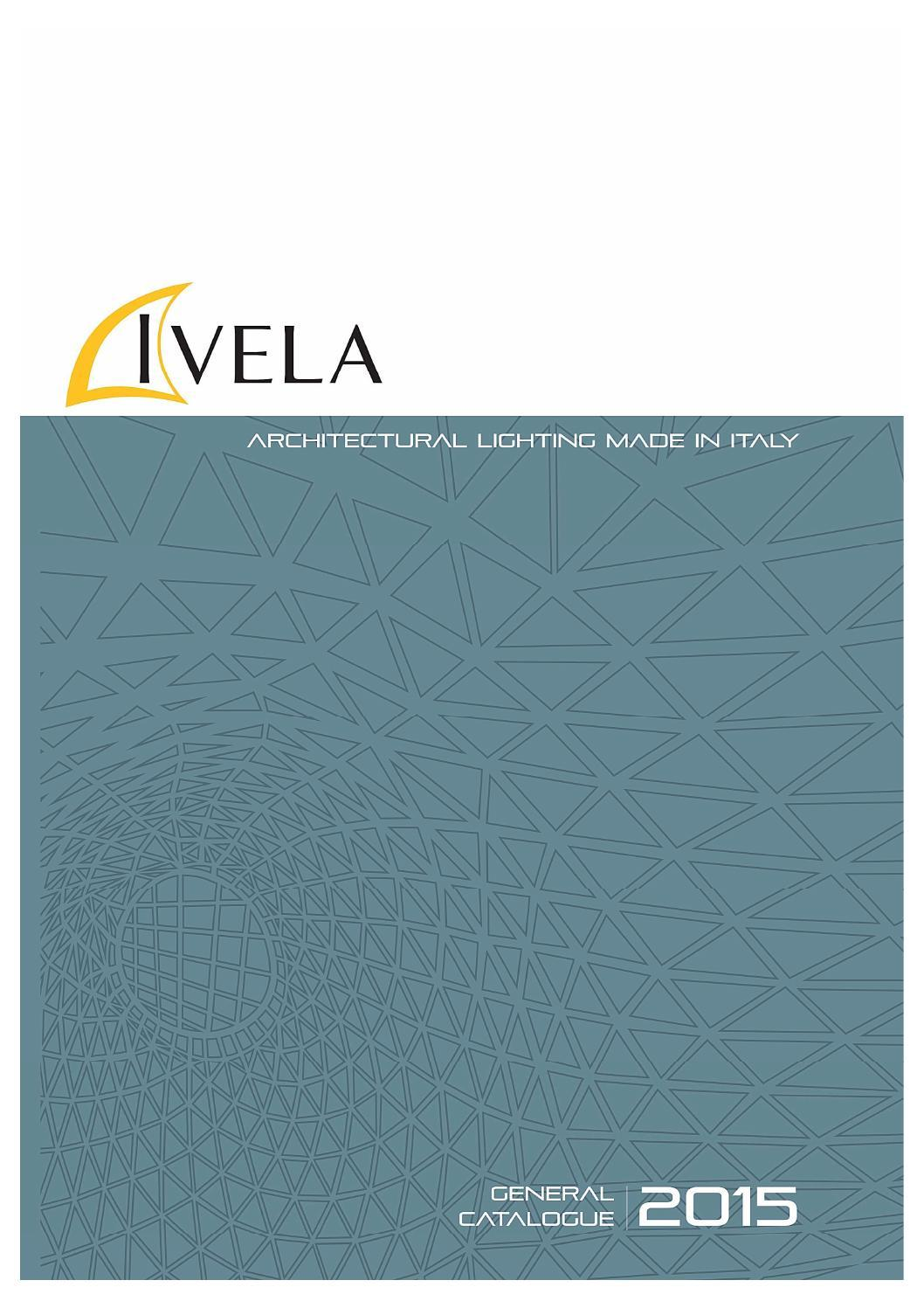 ivela 2015年led灯设计书籍目录. _1058*1497