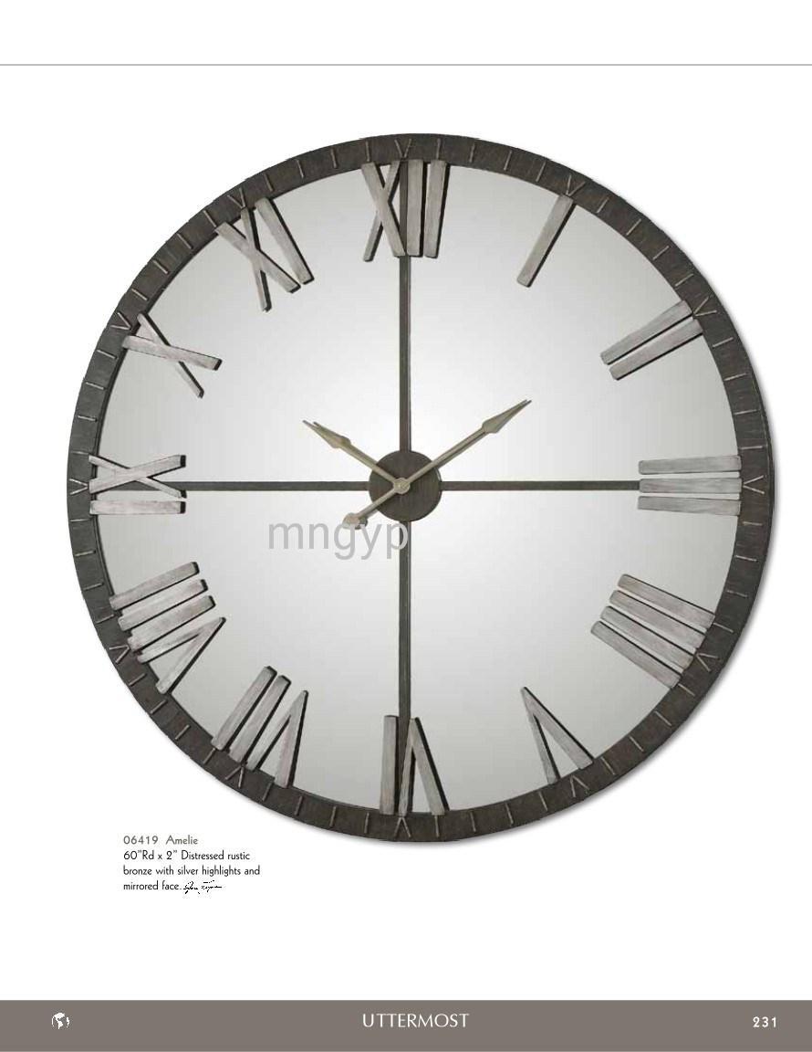 2015国外时钟素材_礼品设计
