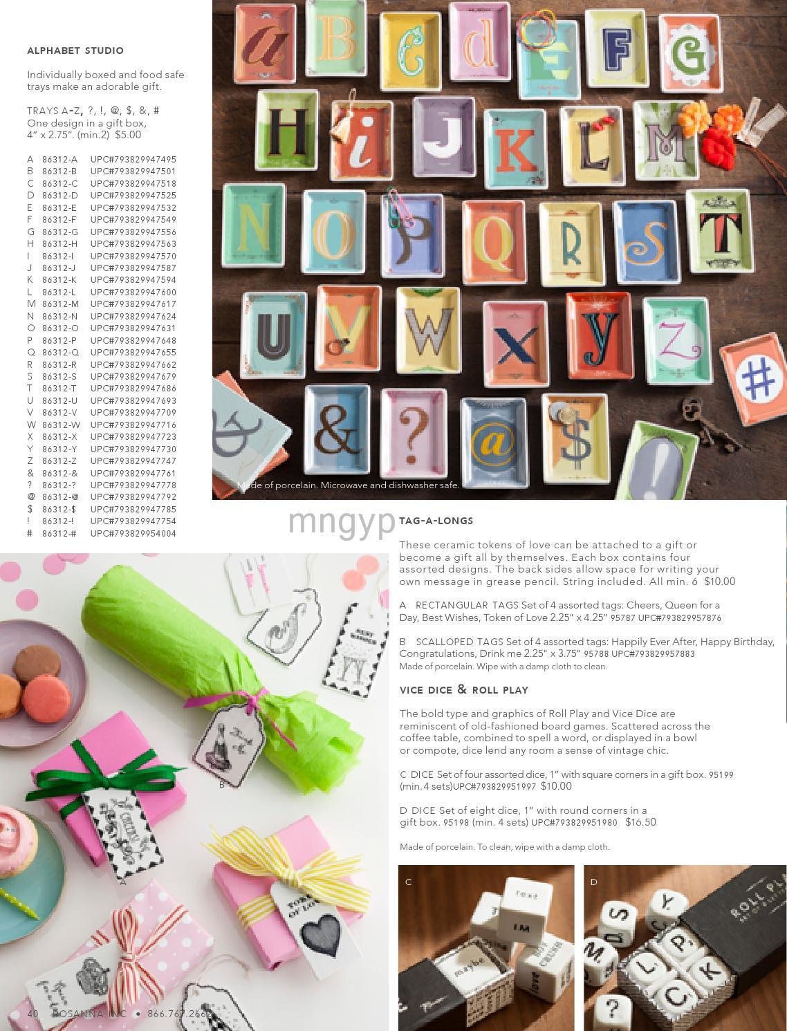 2015最新日用陶瓷目录_礼品设计图片