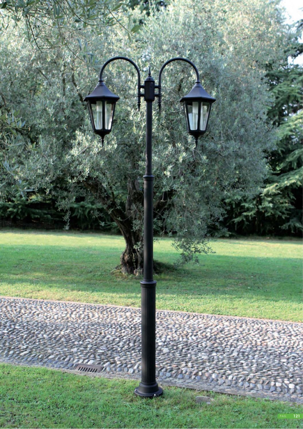 2015年欧美花园户外灯饰灯具设计目