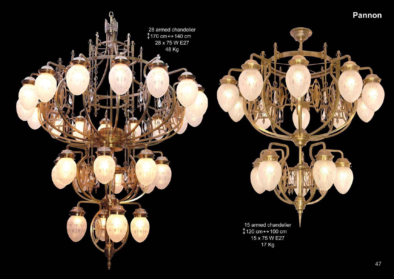 2016年欧美室内欧式灯饰灯具设计素