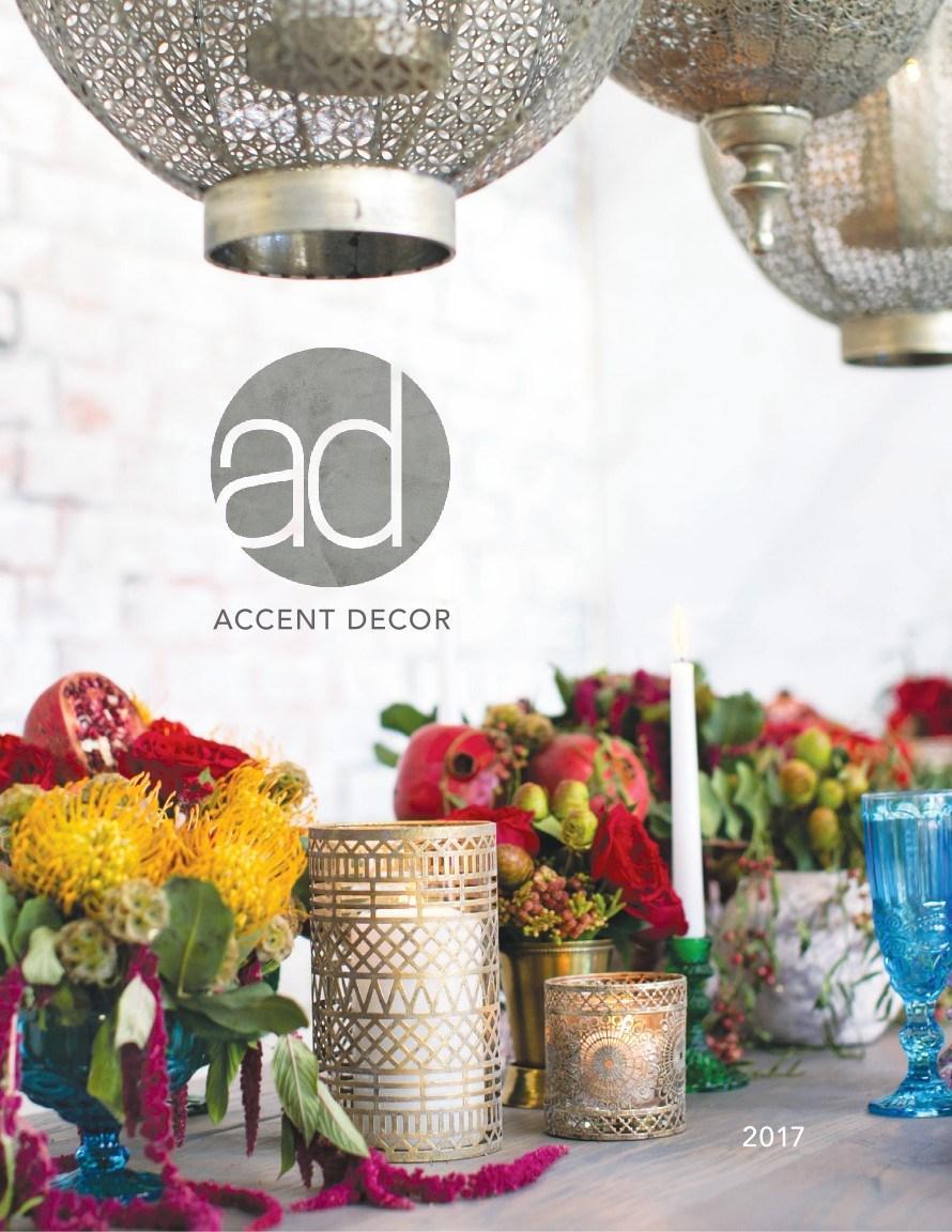 Accent Decor glass