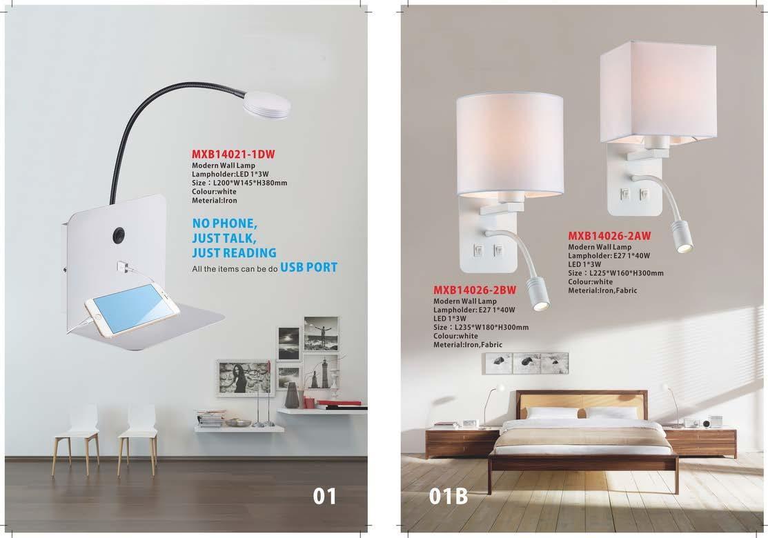 moden lamp
