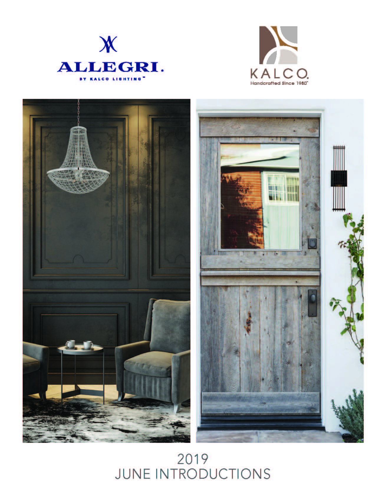 Kalco Lighting new