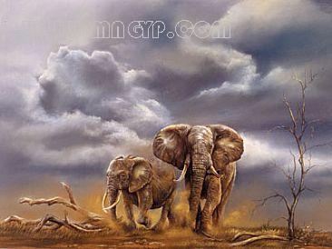动物画_工艺品图片