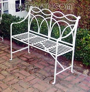 花园简笔画椅子