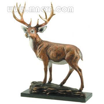 动物雕塑_工艺品图片