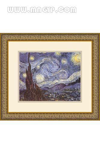 油画竖的边框图片