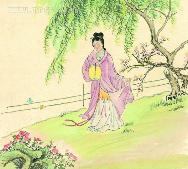七绝  寻 春(题图) - 一蓑烟雨任平生 - 一蓑烟雨任平生的博客