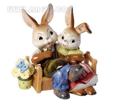 2011qq可爱兔子头像